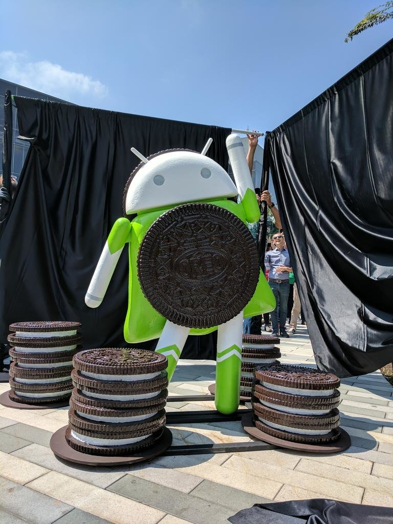 android oreo googleplex front