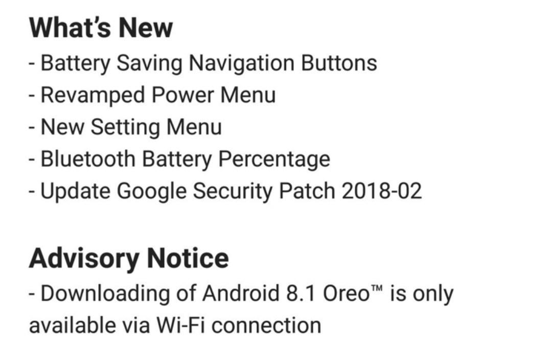 android oreo nokia 8 was ist neu