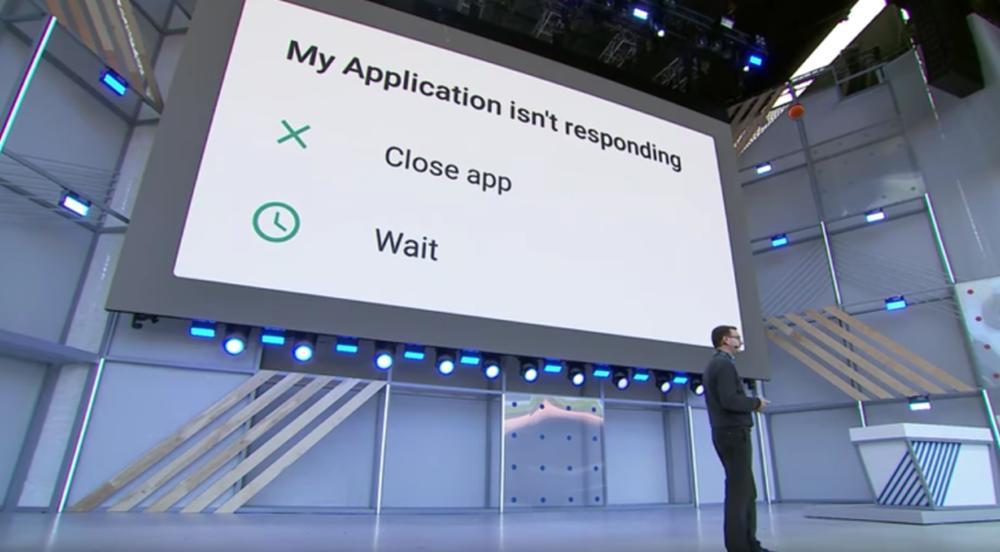android p absturz