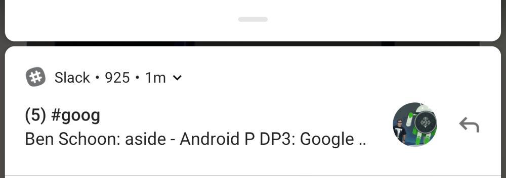 android p benachrichtigungen