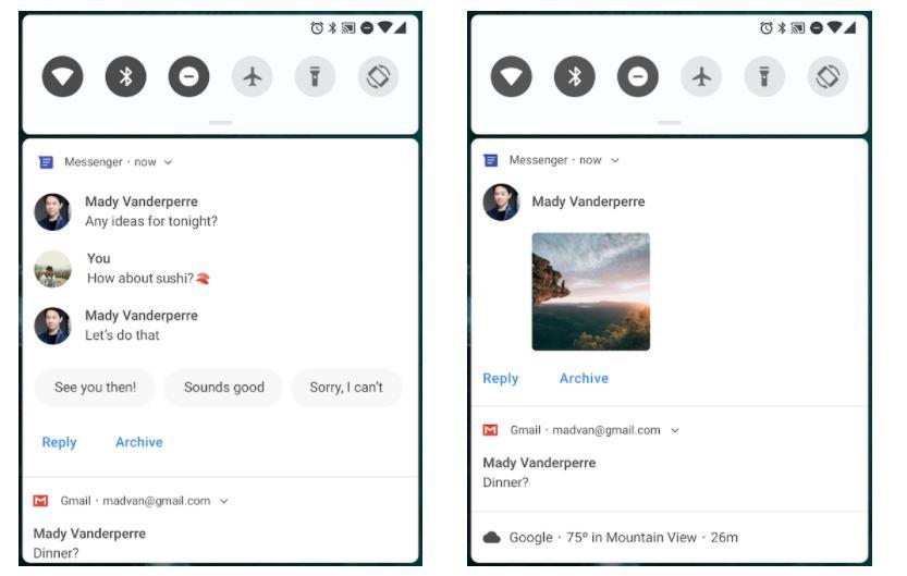 Android P Preview 1 ist da: Multi-Cam-API und Notch-Support