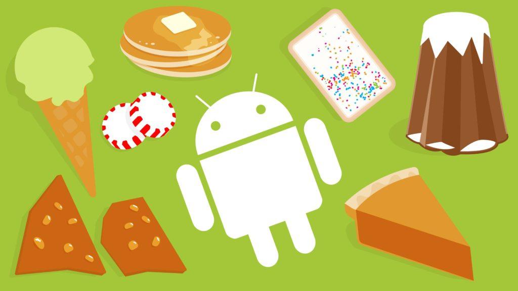 android p bezeichnung
