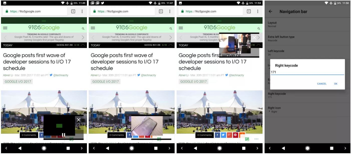 android pip youtube