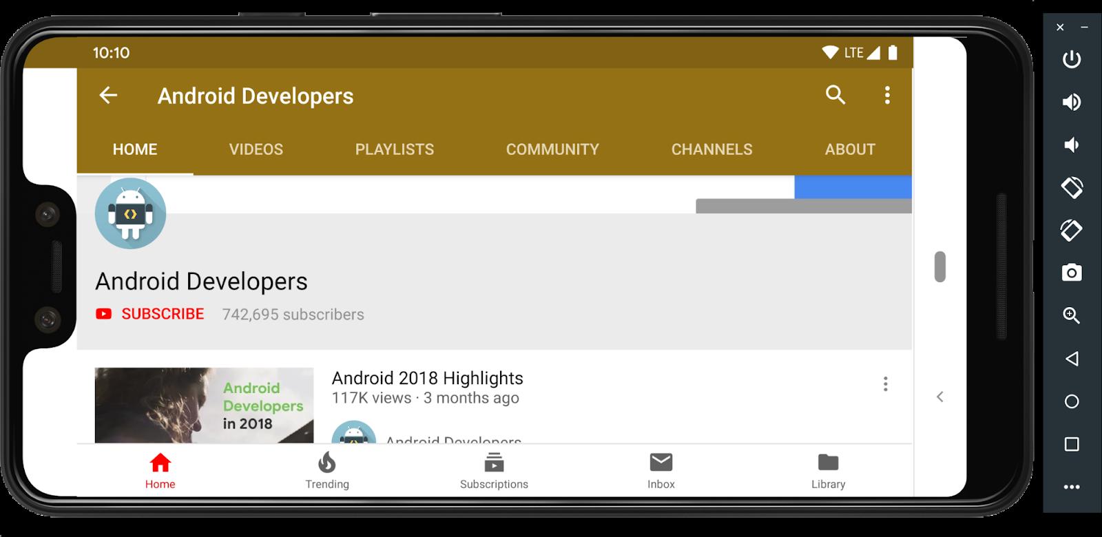 android q emulator