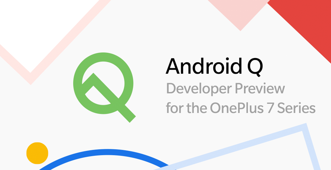 android q oneplus 7