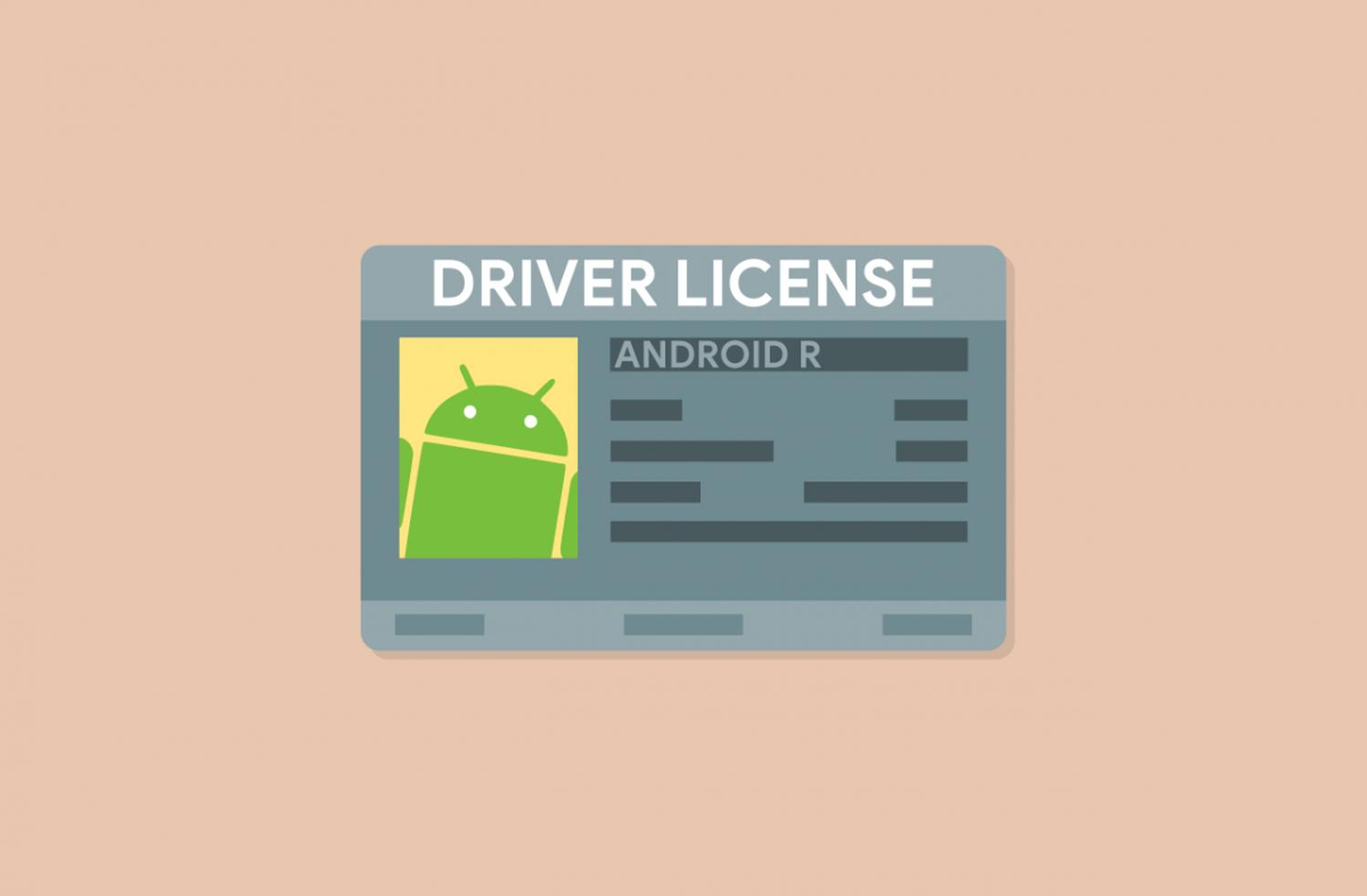 android r drivers license