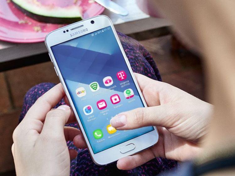 android telekom branding