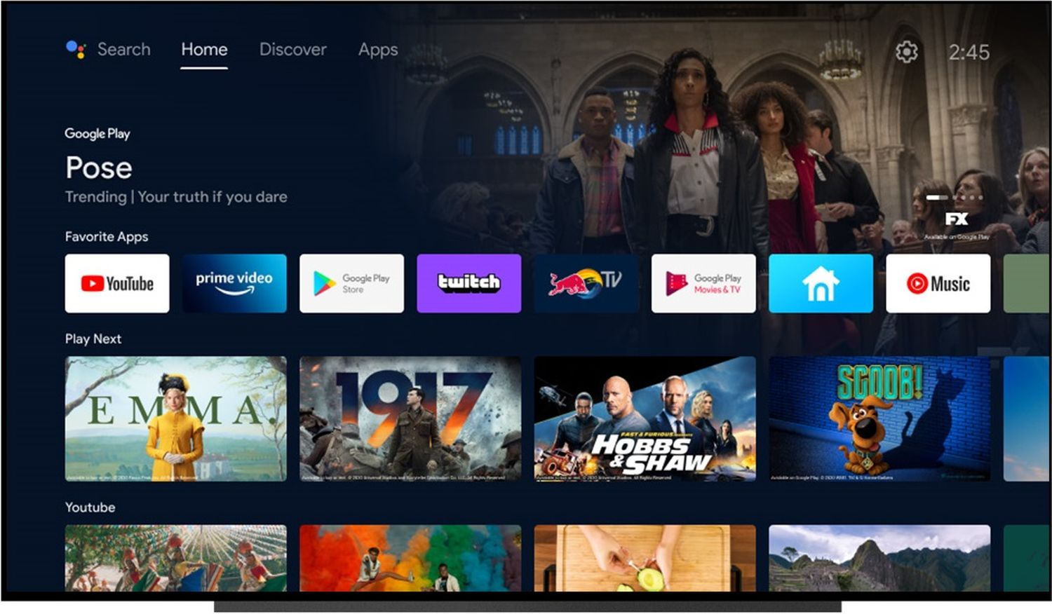 android tv new design 1