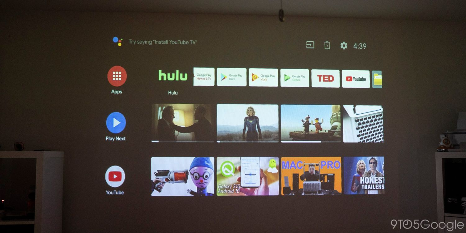android tv new