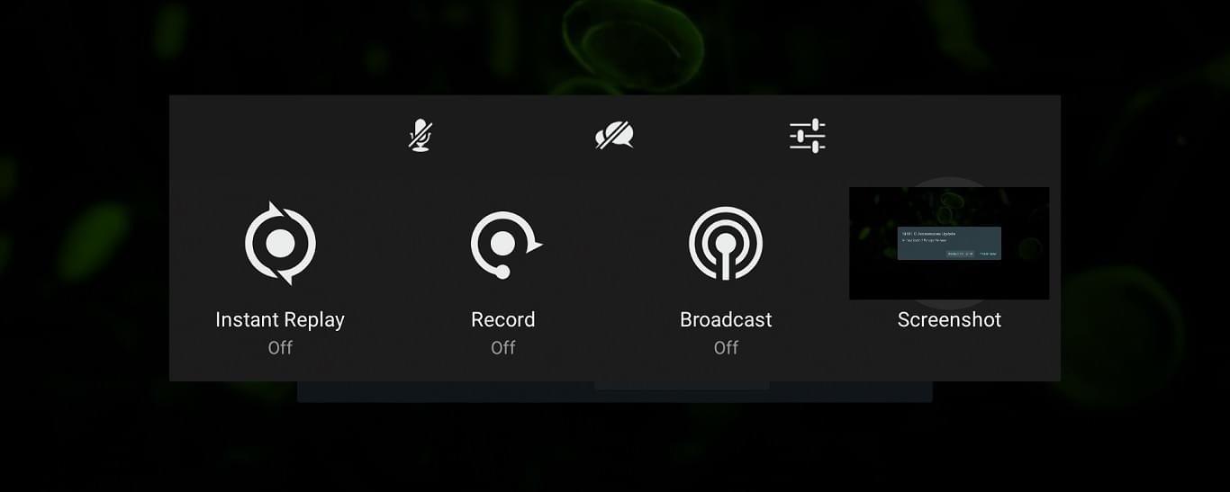 android tv take screenshot