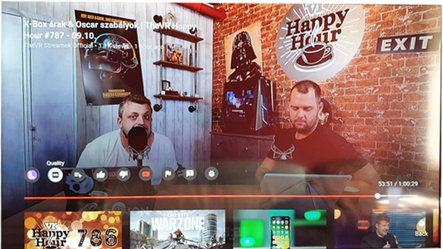 android tv youtube new design