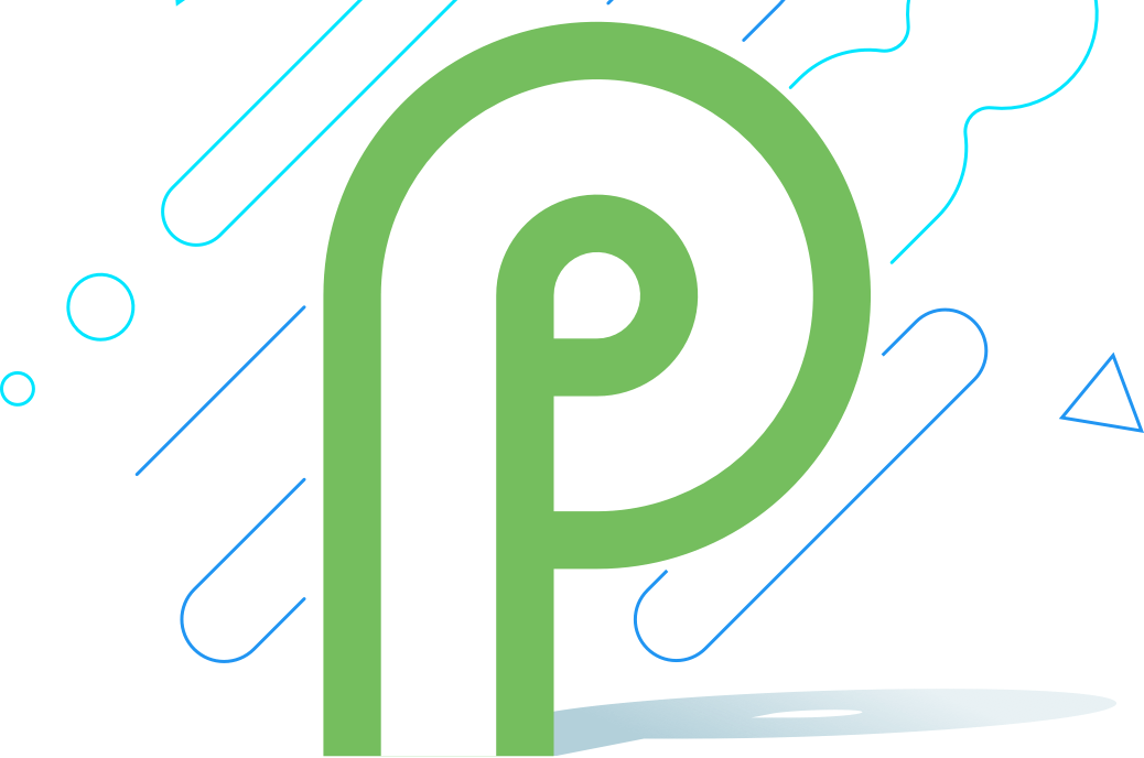 android p logo small