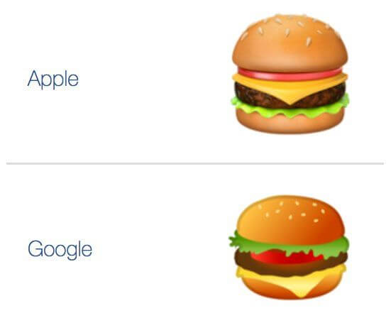 apple google burger