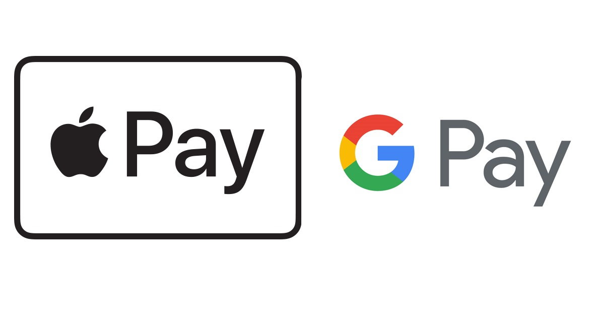 apple pay google pay