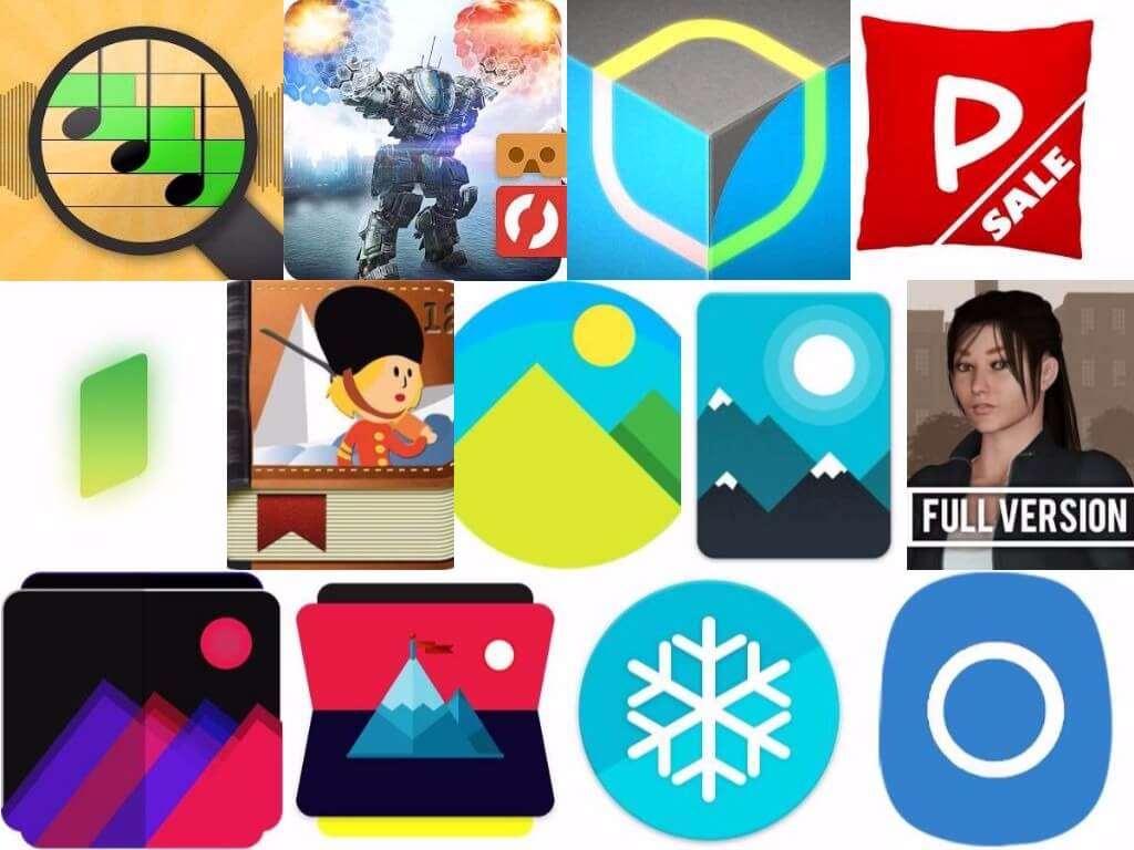 google play store aktion diese android apps spiele icon packs live wallpaper gibt es heute. Black Bedroom Furniture Sets. Home Design Ideas