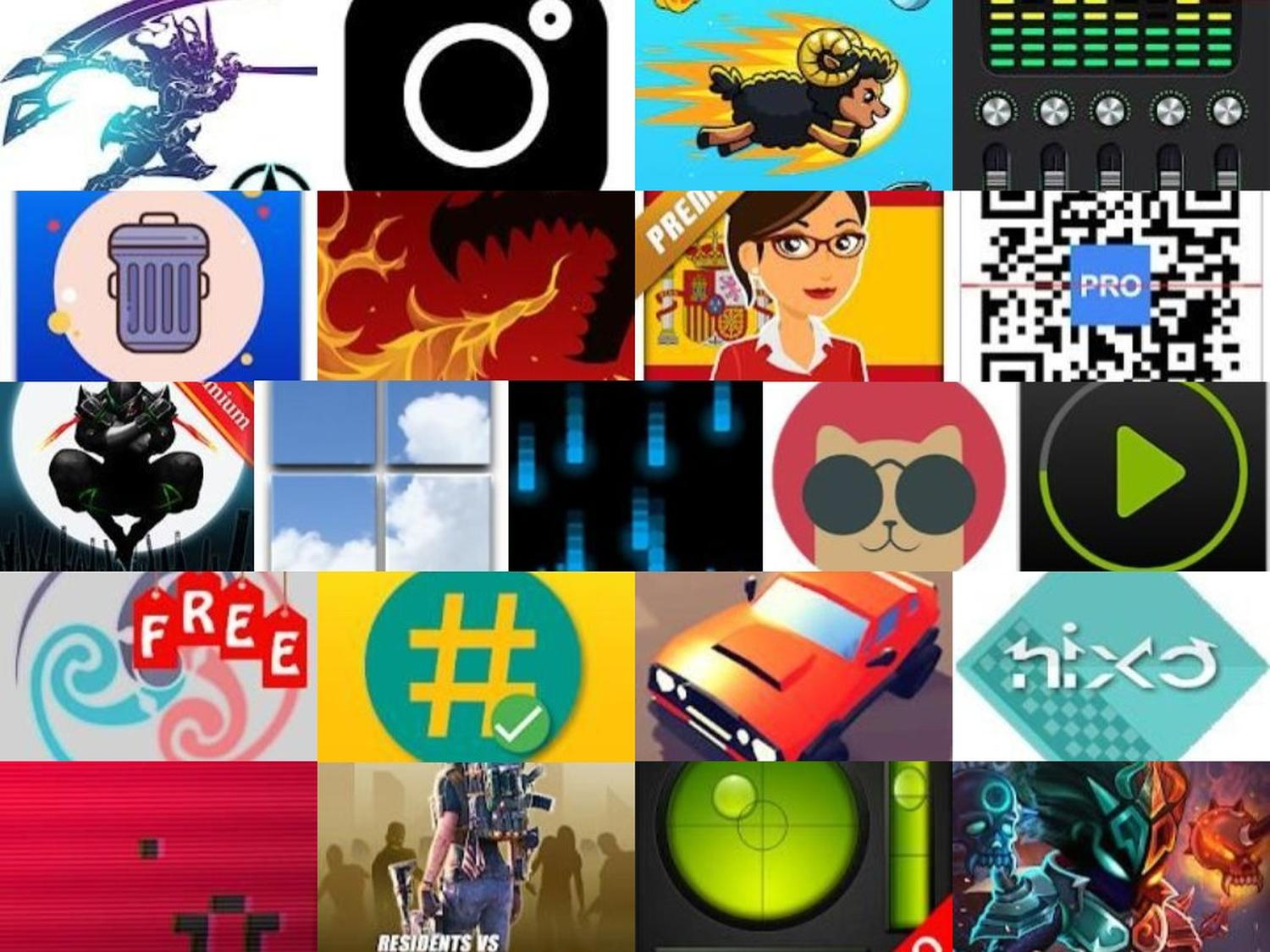 Google Play Store Aktion: Diese 21 Android-Apps, Spiele ...