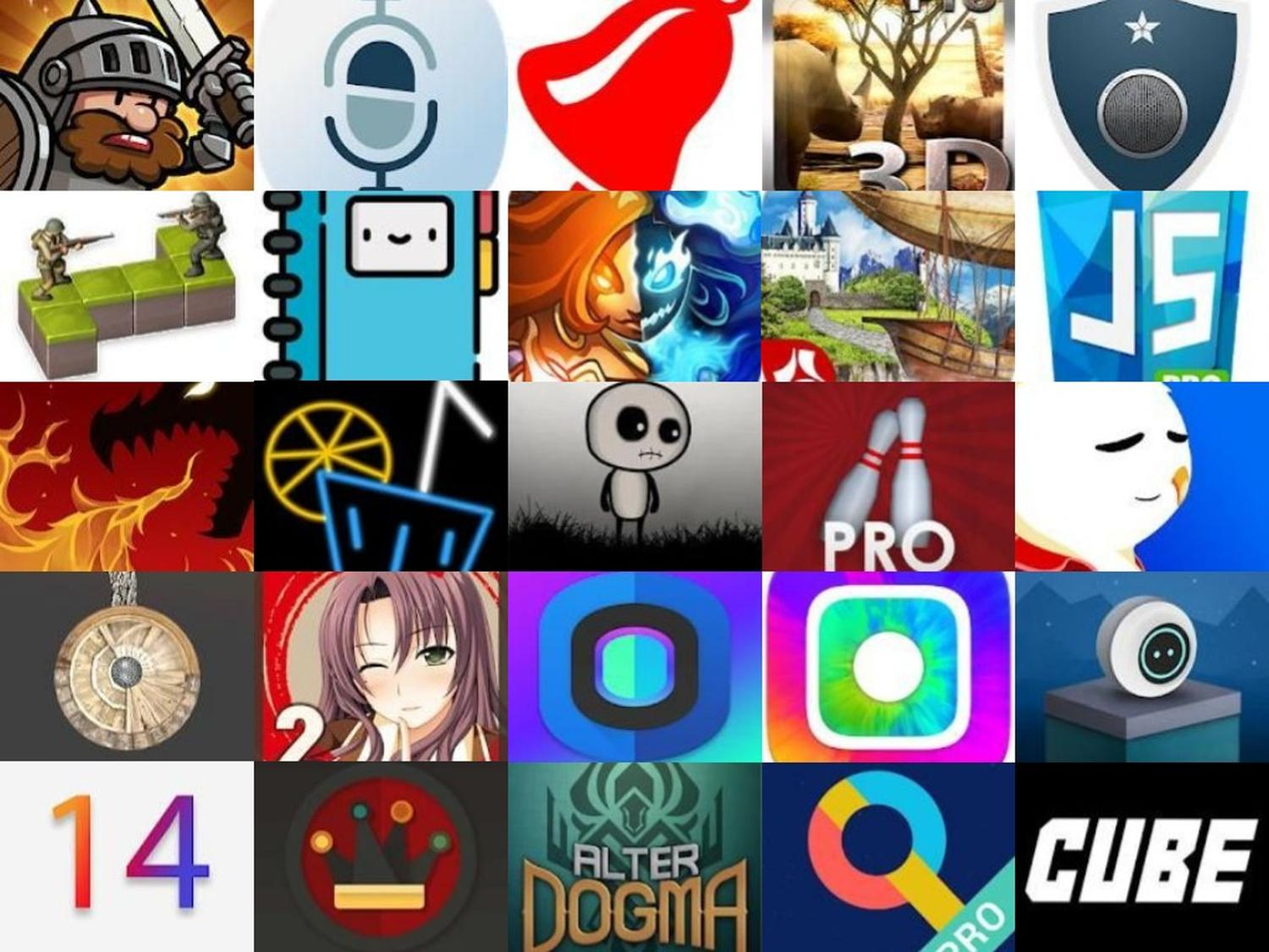 Google Play Store Aktion: Diese 29 Android-Apps, Spiele ...