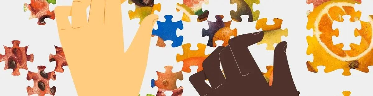 arts and culture puzzle party