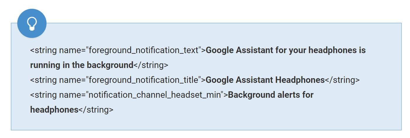 Assistant Channels