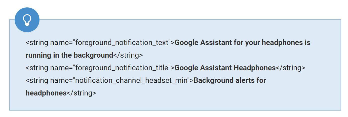 Assistant Channels