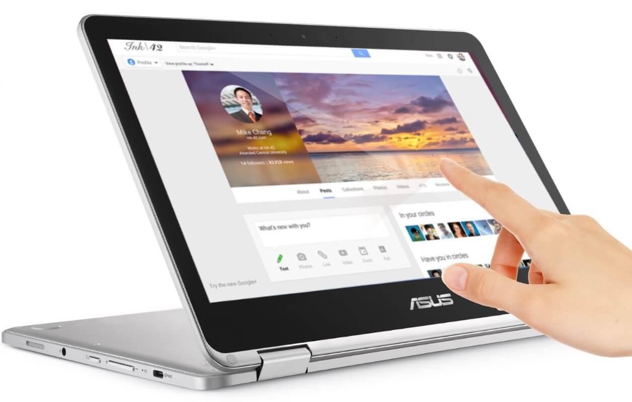 ASUS Chromebook Flip 11