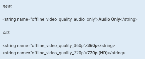 audio only download