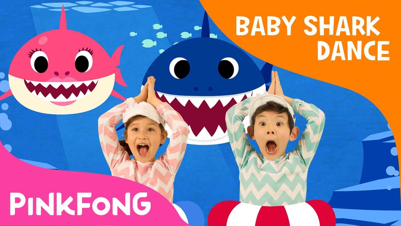 baby shark youtube video