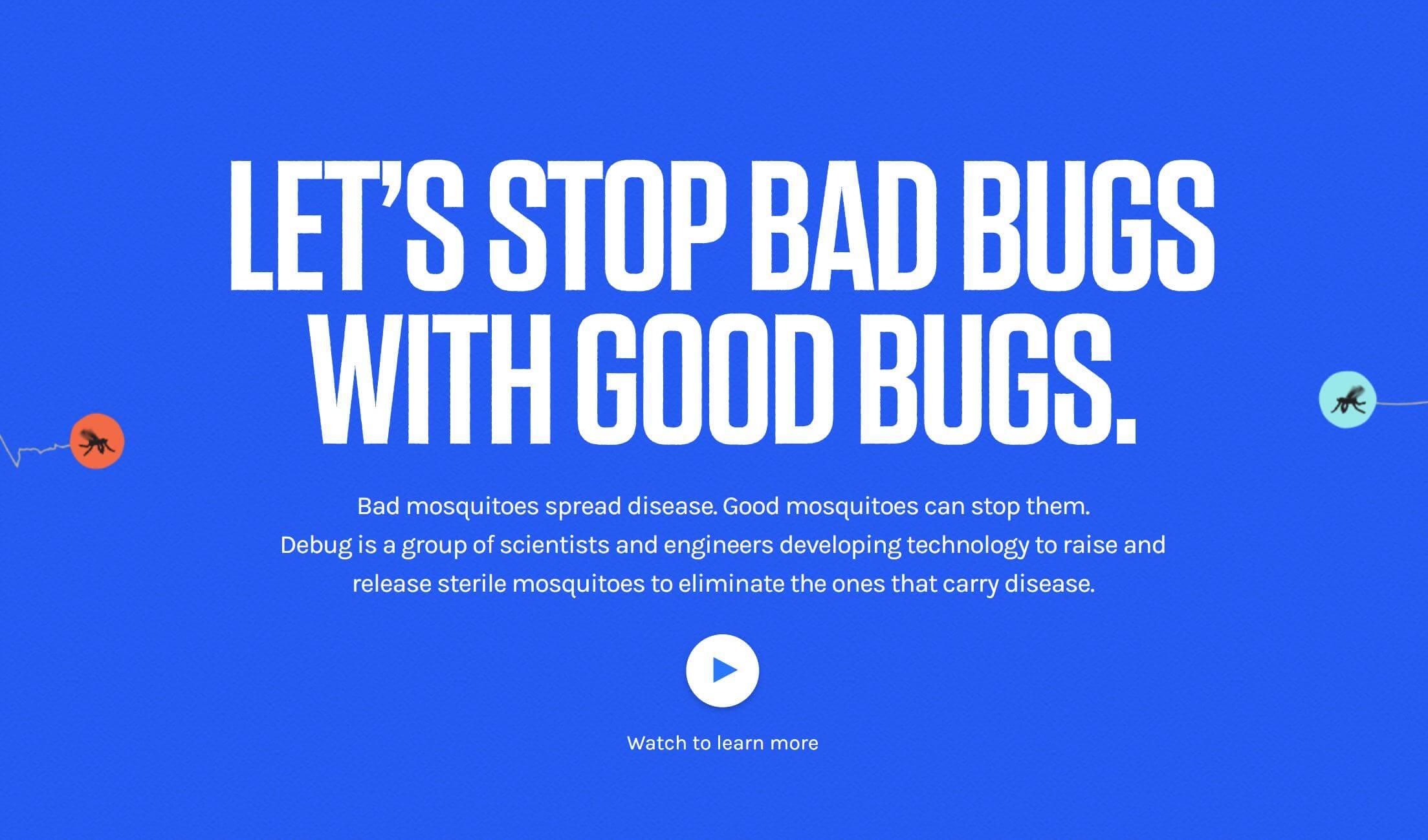 bad bugs good bugs