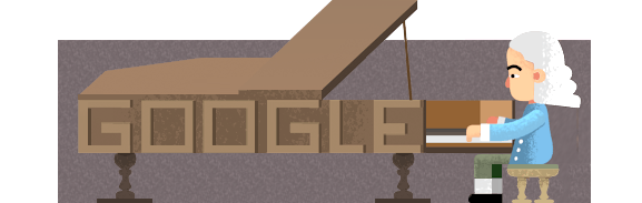 Google Doodle Bartolomeo Cristofori