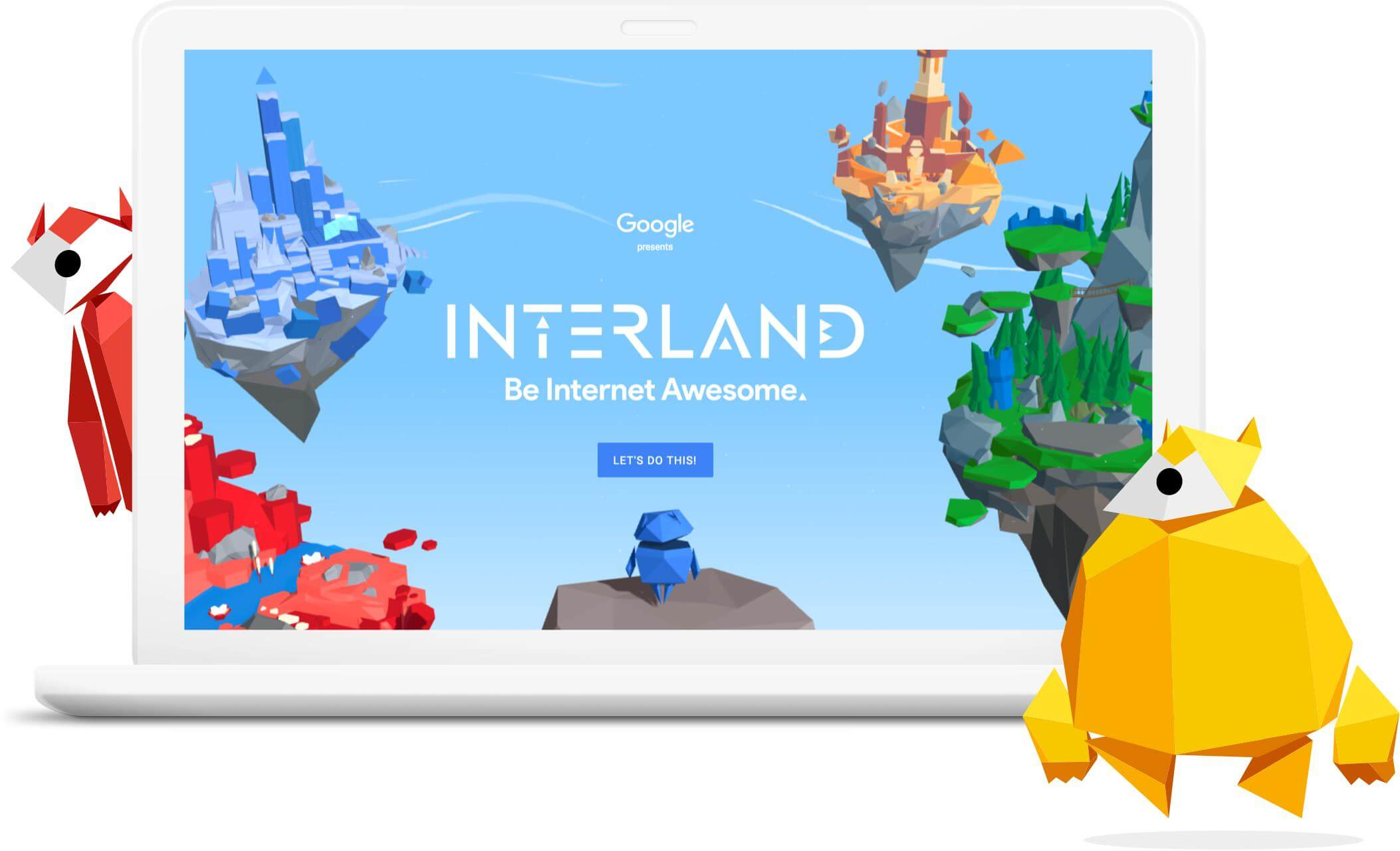 be internet awesome interland
