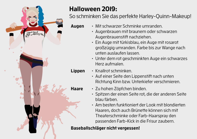 beliebteste-halloween-kostüme-platz-2-harley-quinn-schminkanleitung