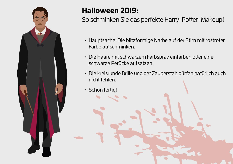 beliebteste-halloween-kostüme-platz-3-harry-potter-schminkanleitung