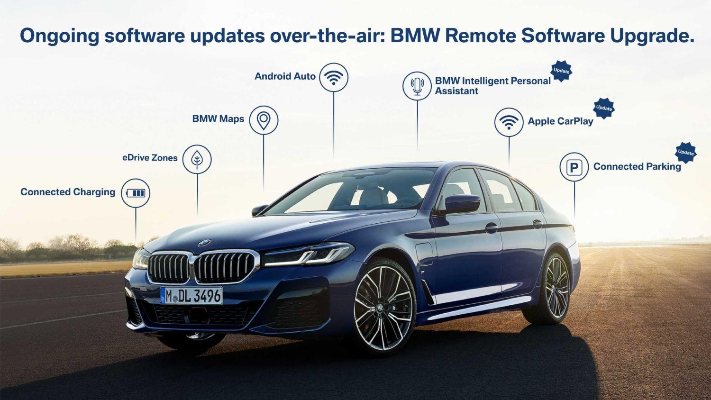 bmw update oktober 2020 android auto