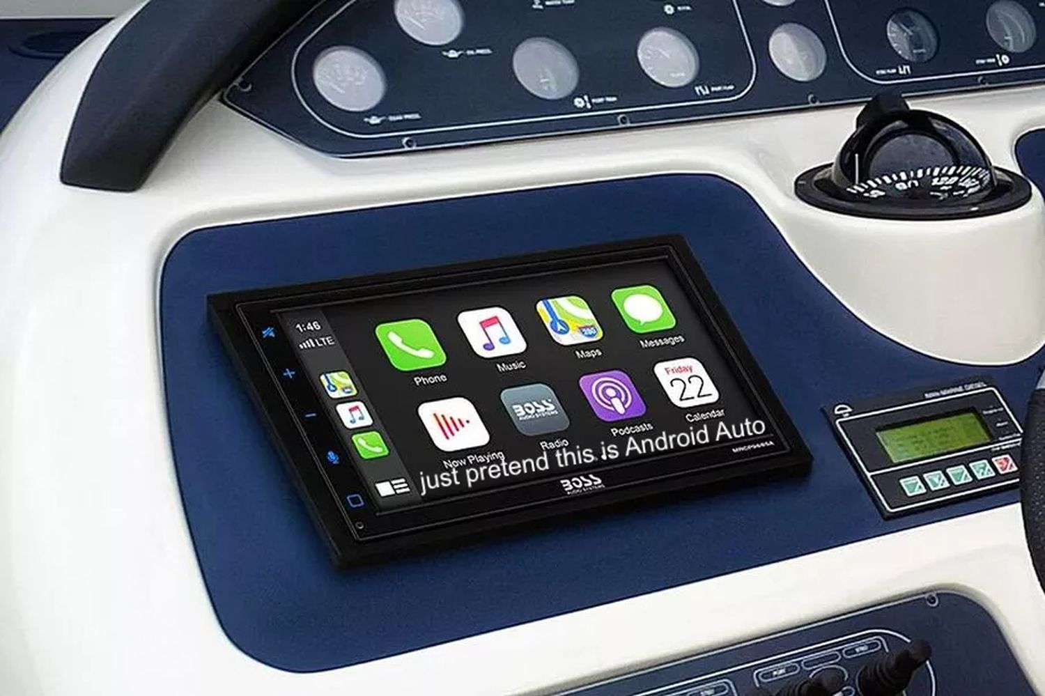 boss audio boot android auto