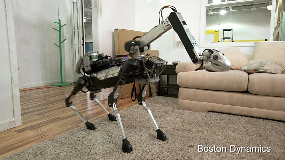 Boston Dynamics SpotMini
