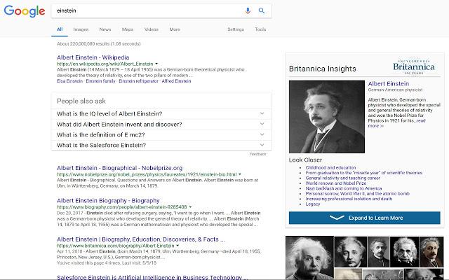 britannica google