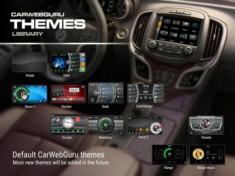 carwebguru themes