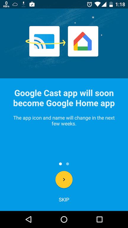 cast-home