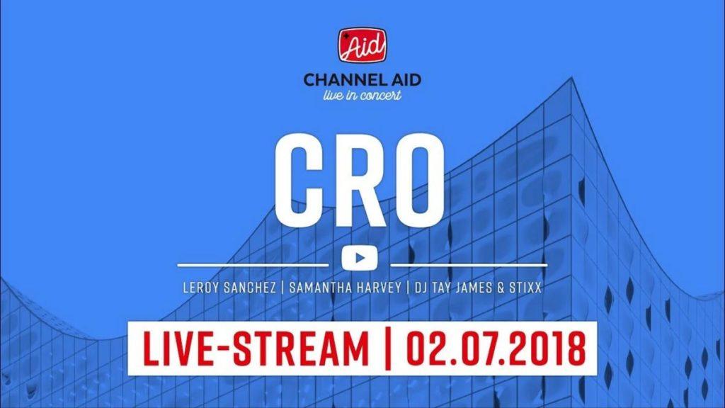 channelaid livestream