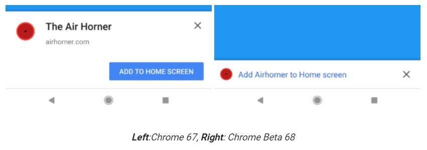 chrome 68 install