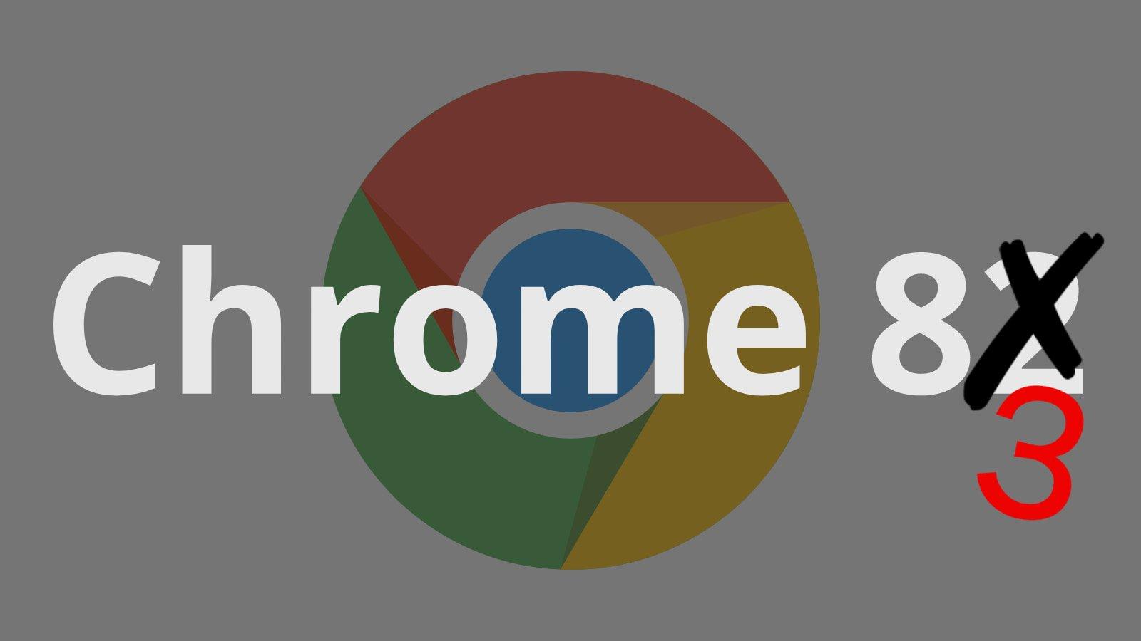 chrome 82 chrome 83