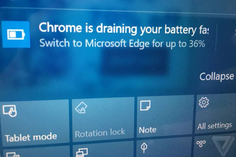 chrome edge windows