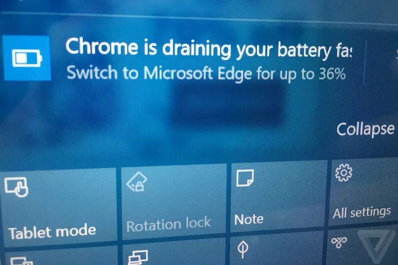 chrome edge windows