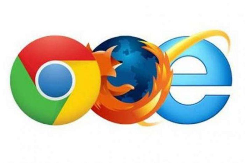 chrome firefox internet explorer