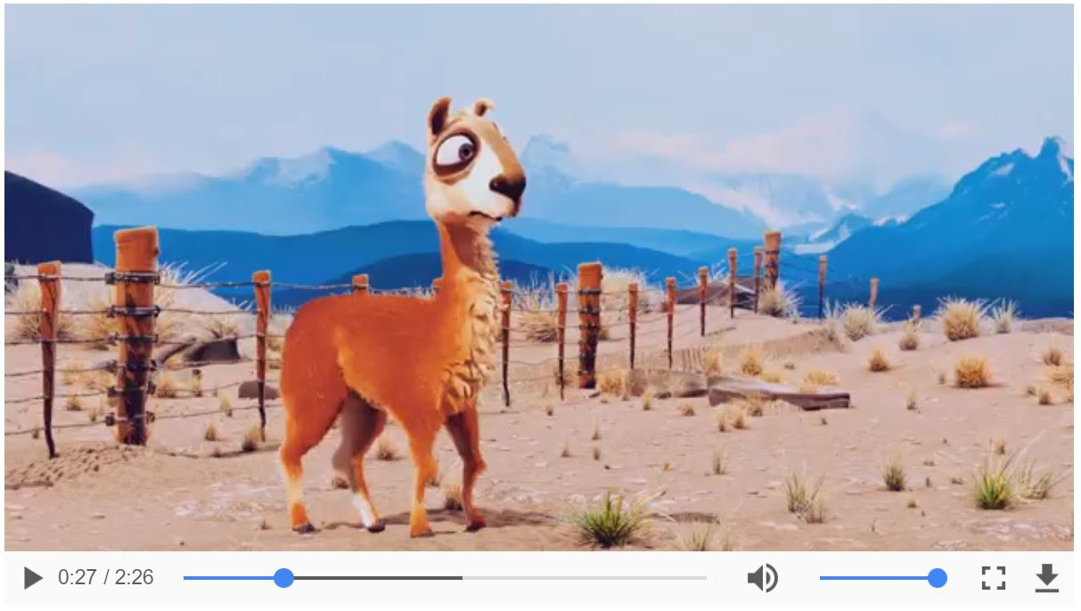 chrome video player alt