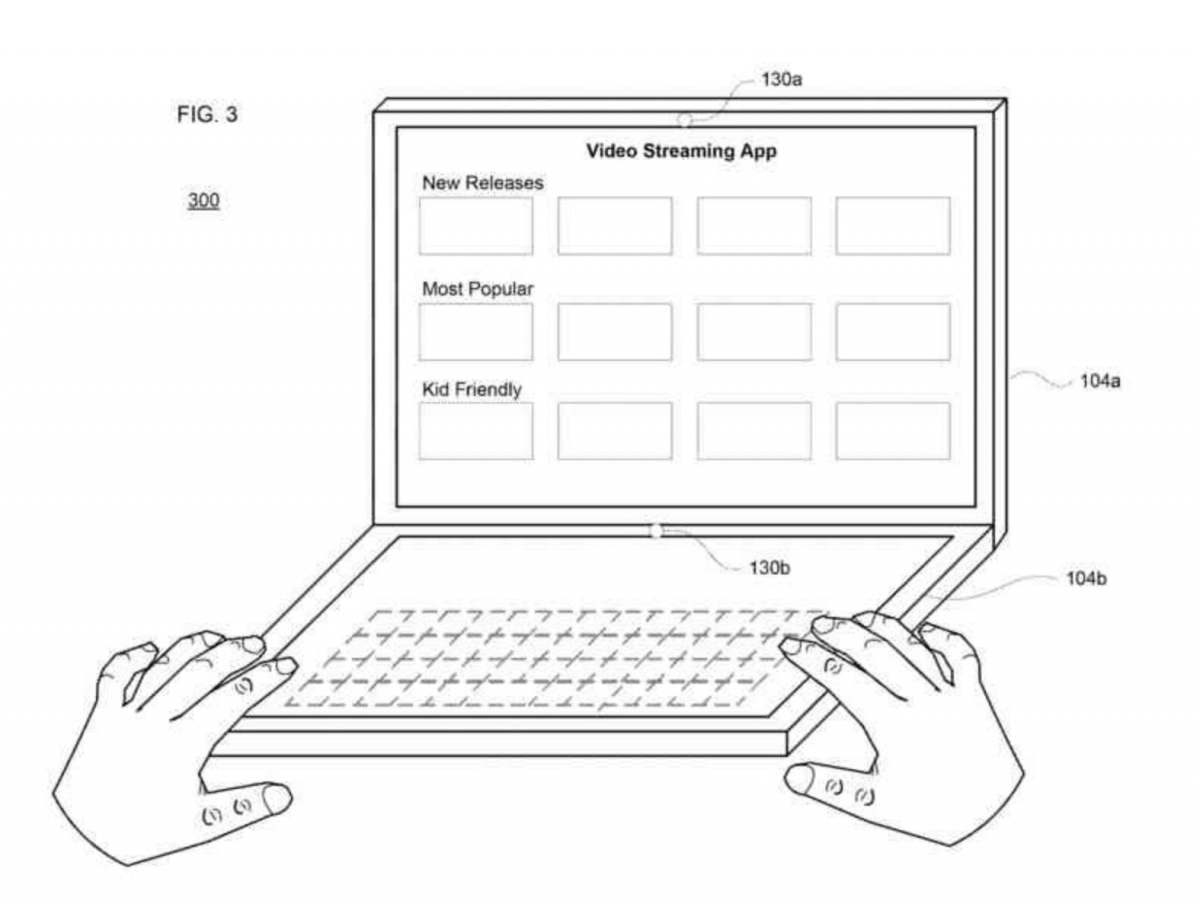 chromebook patent