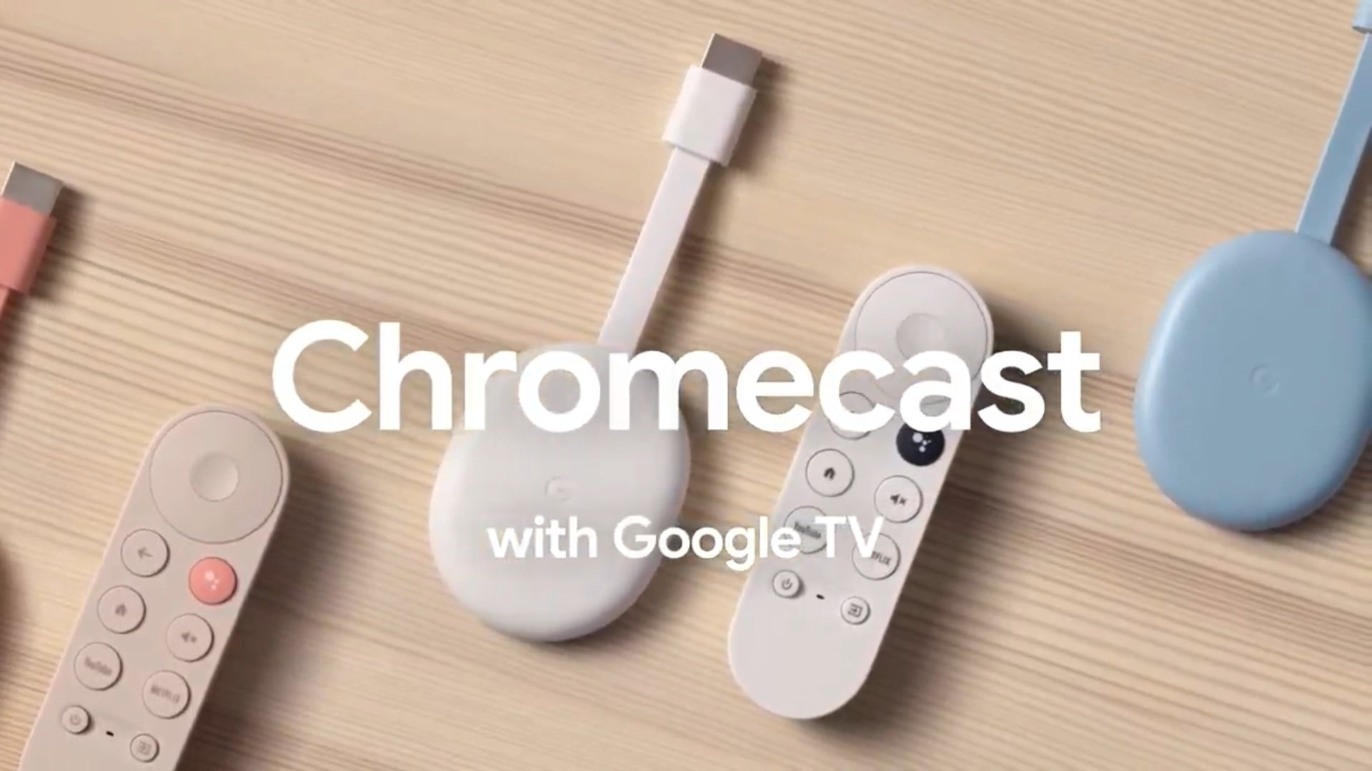 chromecast with google tv