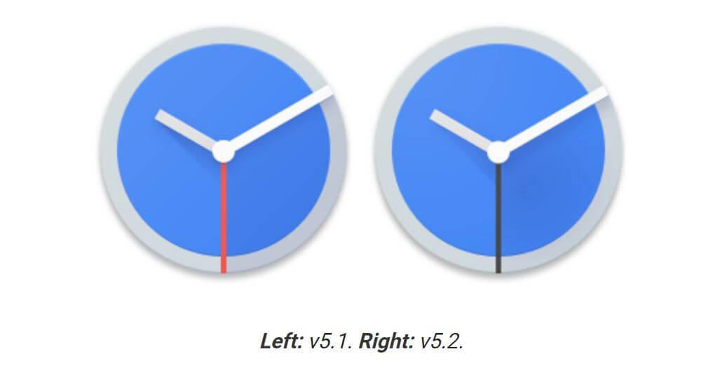 clock new icon