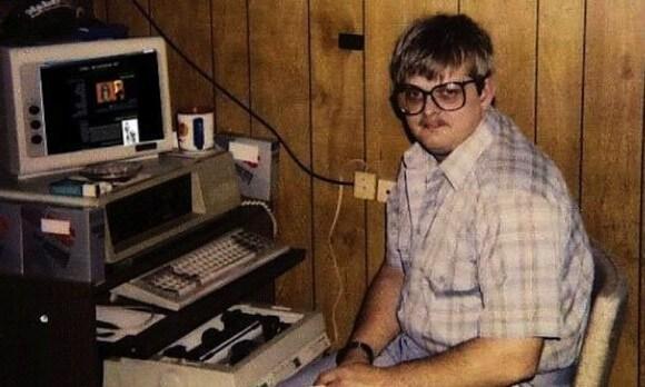 computer nerd