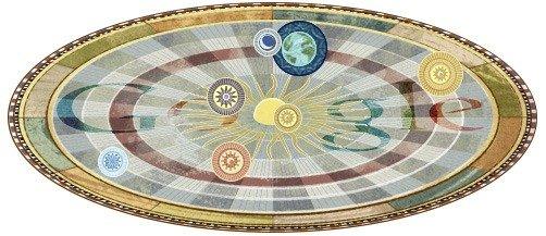 Google Doodle Nikolaus Kopernikus